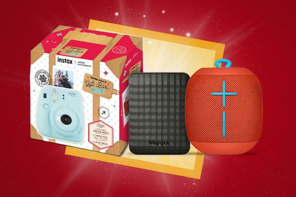 10 idées cadeaux High Tech à moins de 100 euros pour un Noël