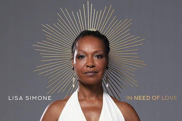 """Resultado de imagen para Lisa Simone - Álbum """"In Need of Love"""" (2019)"""