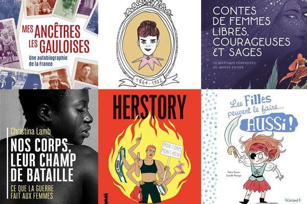 Journée internationale des droits des femmes : une sélection de lectures