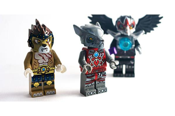 Lego legends of chima lib re le pouvoir des speedorz - Personnage lego chima ...