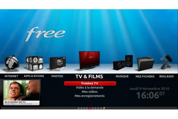 HOMEPLAYER FREEBOX V6 POUR TÉLÉCHARGER