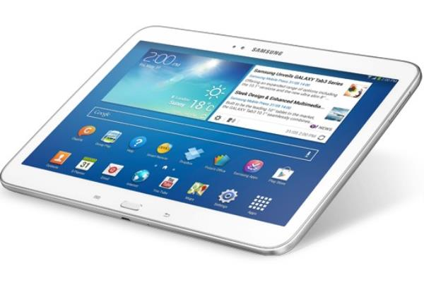 Samsung galaxy tab 3 10 1 une tablette dot e d 39 une for Tablette samsung