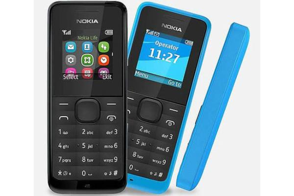 nokia annonce le 108 un t l phone simple endurant et. Black Bedroom Furniture Sets. Home Design Ideas