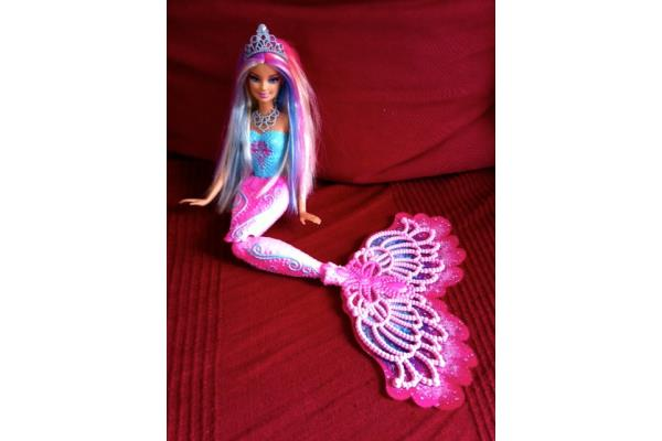Barbie sir ne un oc an de couleurs conseils d 39 experts fnac - Barbie barbie sirene ...