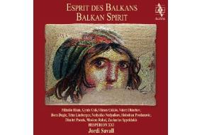Jordi savall nous offre le miel et le sang des balkans conseils d 39 experts fnac - Salon du livre des balkans ...
