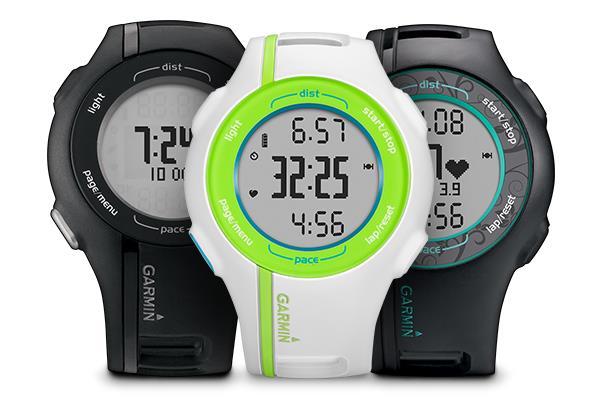 135630750c6 On a testé la montre connectée Garmin Forerunner 210 - Conseils d ...