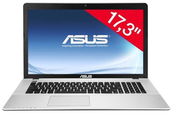 2042c9fdc49bb3 Asus R75JB-TY071H   un PC portable 17.3   très équilibré et au tarif ...