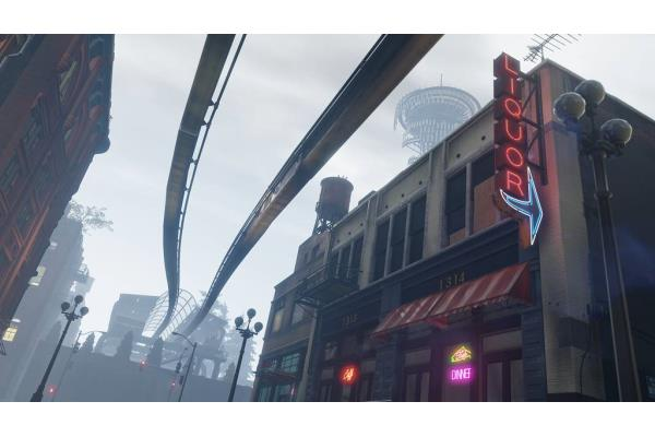 inFAMOUS_Second_Seattle
