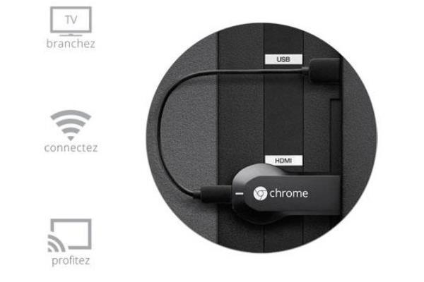 Google Chromecast   Un Bon Concept Et Beaucoup De Potentiel