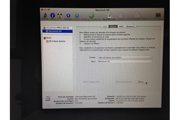 1. Mac qui Rame ou très lent ? Vous avez sûrement besoin de plus de mémoire