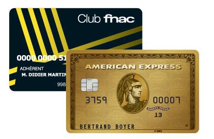 Carte American Express Gold Fnac.Offre Speciale Adherent Club Fnac Conseils D Experts Fnac