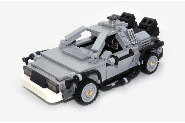 Avec Temps Le Dans Fnac Conseils Lego Voyage La Delorean D'experts 92EWDHI