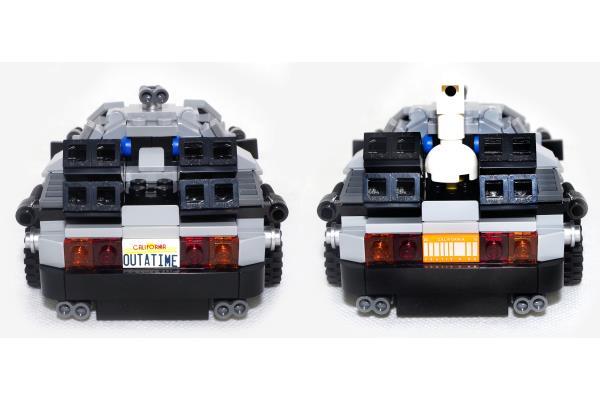 D'experts Conseils Fnac Voyage Delorean Le Temps Dans Avec La Lego wPkXZuTOil