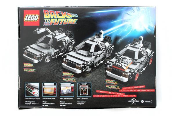 La D'experts Voyage Lego Avec Temps Delorean Le Conseils Dans Fnac OP8nwkN0X