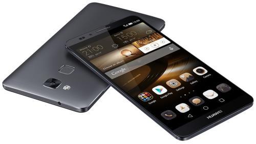 Huawei ascend mate 7 un smartphone grand cran qui vaut - Telephone portable 8 megapixel ...