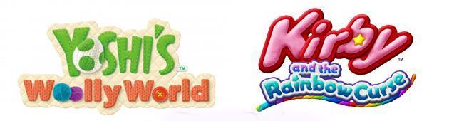 amiibo logo jeux yoshi kirby