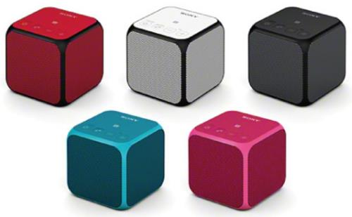 enceinte bluetooth sony srs x11 petit gabarit gros son. Black Bedroom Furniture Sets. Home Design Ideas