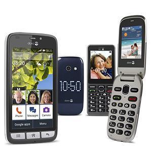 doro des telephones portables ultra simples dutilisation