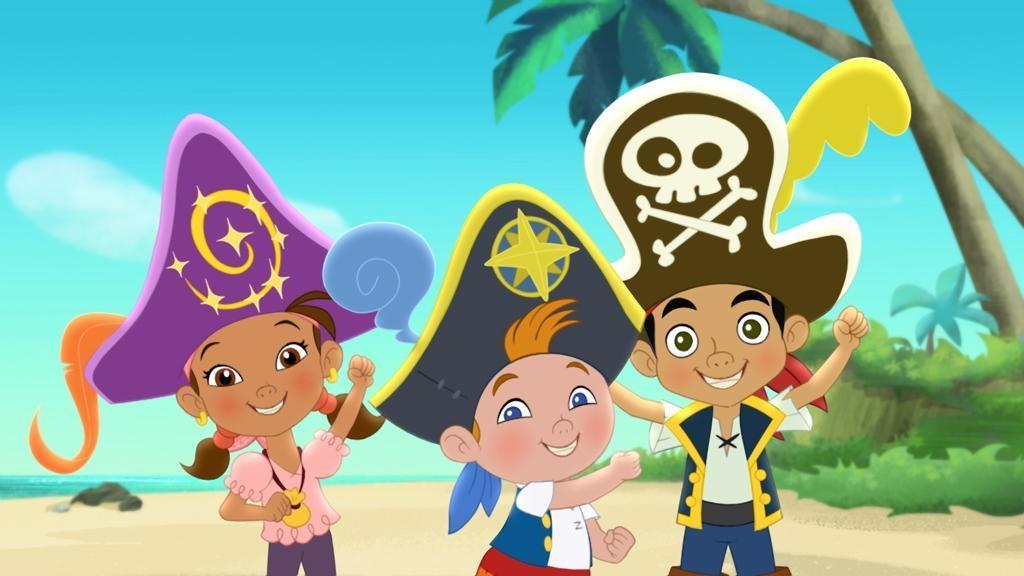 jack et les pirates