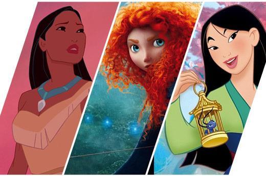 Princesses Disney Des Femmes De Caractère Conseils Dexperts Fnac
