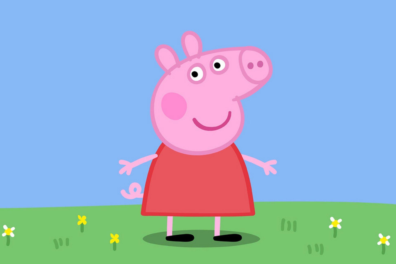 Peppa Pig le dessin animé qui apprend  parler
