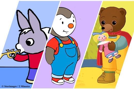 8 Dessins Animes Pour Les Tout Petits Made In France Conseils D Experts Fnac