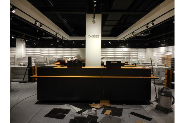 Nouveau magasin fnac dans le centre commercial les - Comptoir central d electricite perpignan ...
