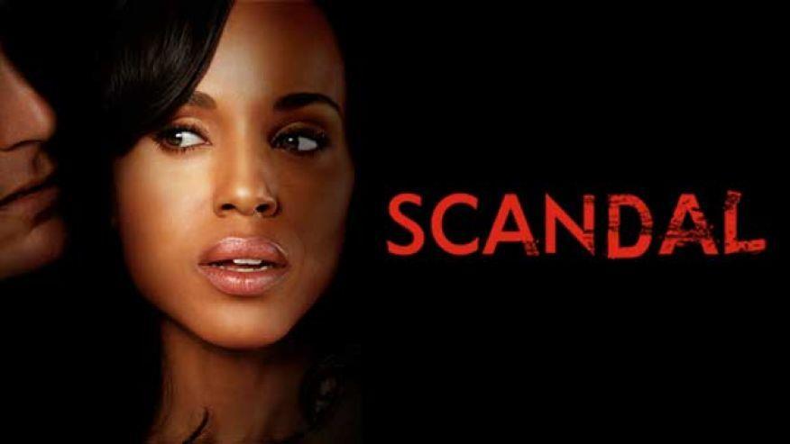 La série qui fait Scandal
