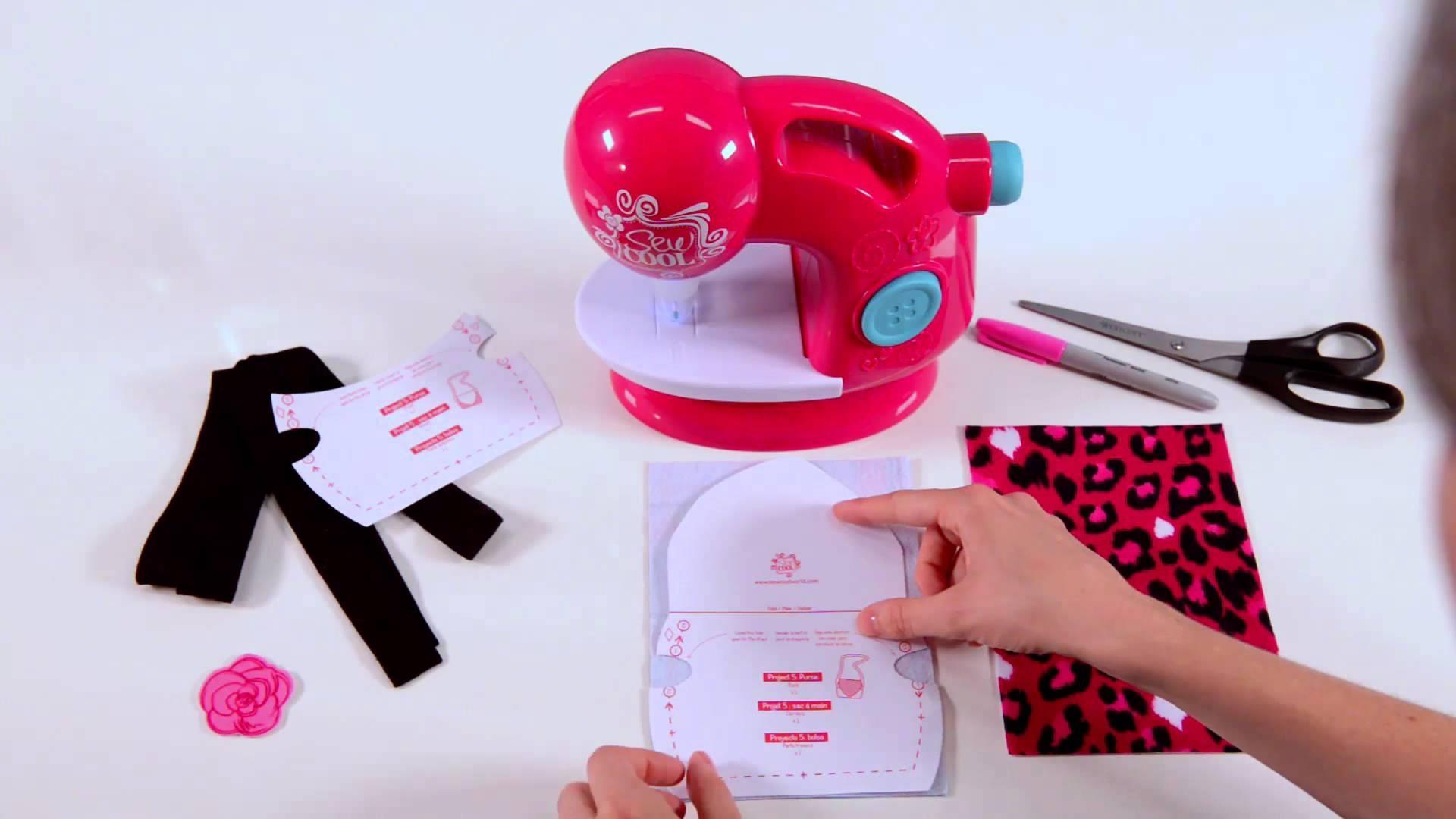 Sew cool pour s initier la couture sans risque for Machine a coudre nature et decouverte