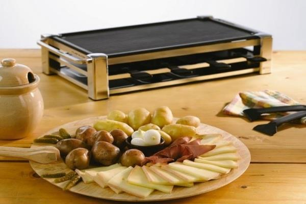 menu de la saint sylvestre casse t te ou raclette. Black Bedroom Furniture Sets. Home Design Ideas