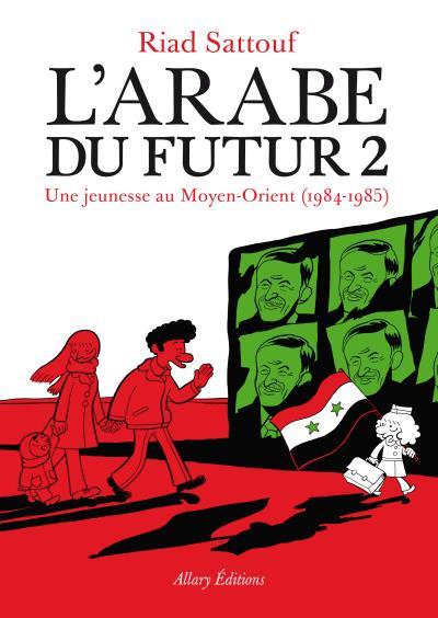 L'arabe du futur tome 2