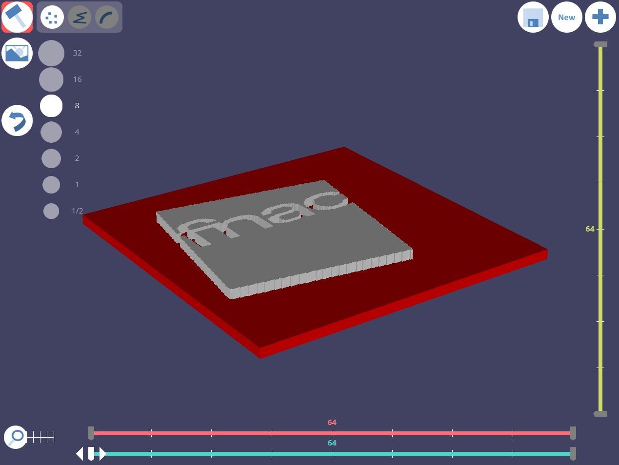MAJ 2 0] 3DSlash, la modélisation 3D ultra simple - Conseils