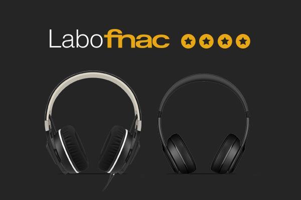 Le Meilleur Des Casques Audio La Sélection 4 étoiles Du Labo Fnac