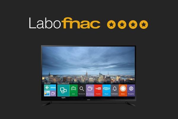 Le meilleur des téléviseurs : la sélection 4 étoiles du Labo Fnac ...