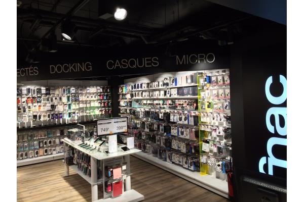 un espace fnac la gare du nord de paris conseils d 39 experts fnac. Black Bedroom Furniture Sets. Home Design Ideas