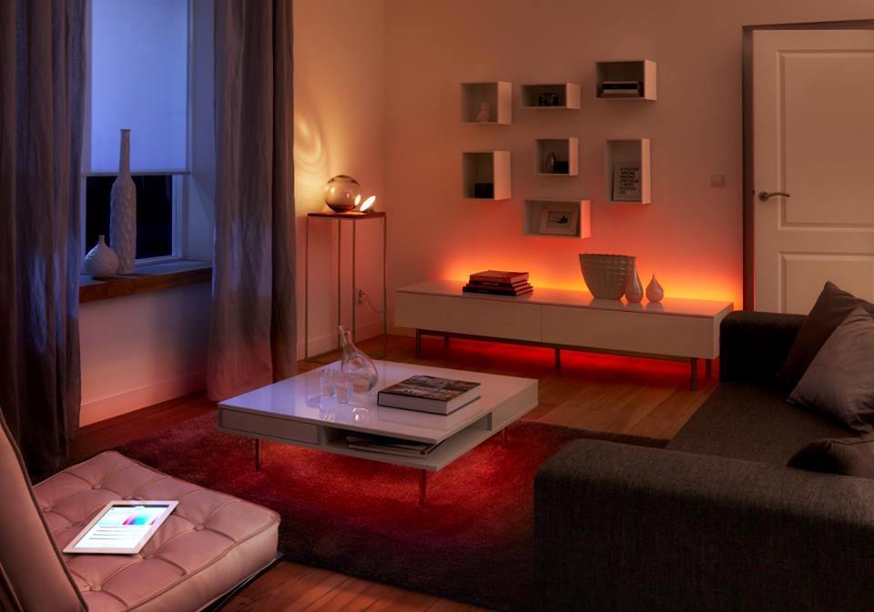 Un Interieur Qui Vous Ressemble Avec Les Ampoules Connectees Philips