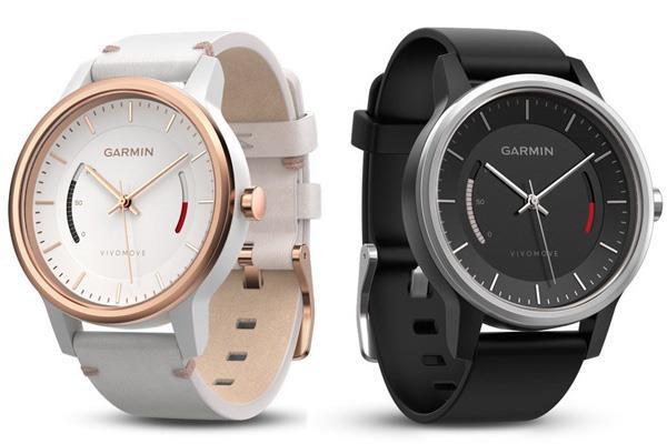 garmin vivomove une montre analogique connect e l gante. Black Bedroom Furniture Sets. Home Design Ideas
