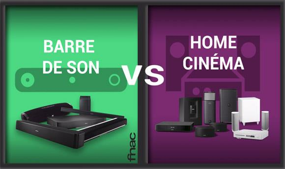 barre de son vs home cin ma que choisir conseils d. Black Bedroom Furniture Sets. Home Design Ideas
