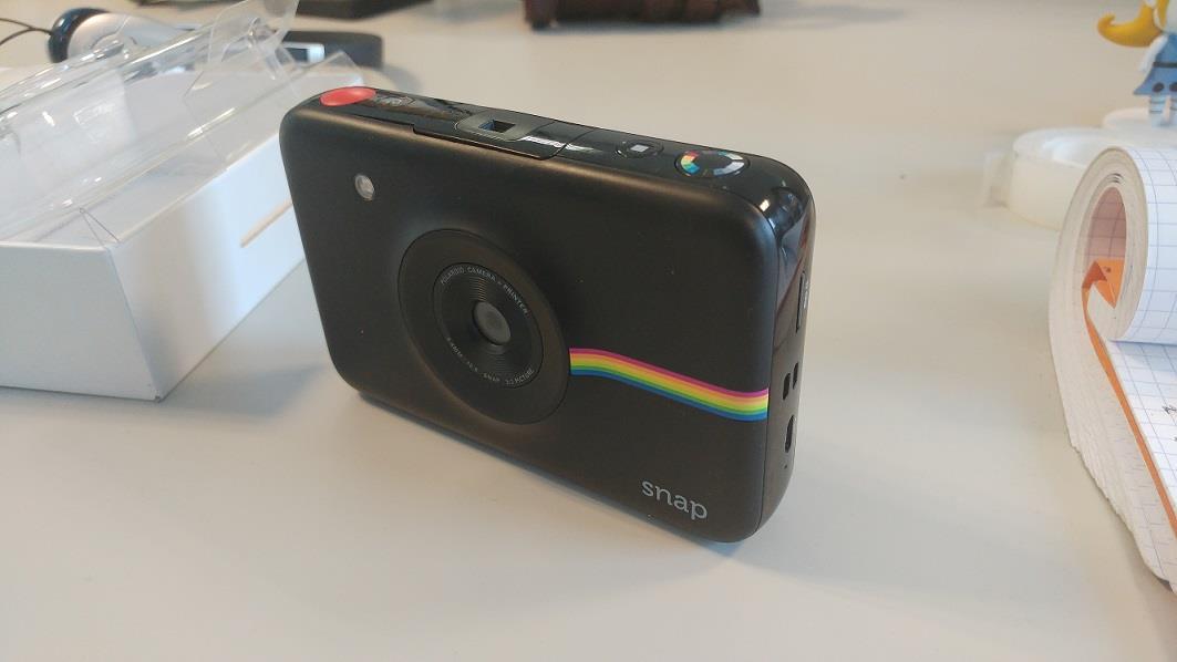 434c34542919ab Il est vrai que Polaroid joue beaucoup sur cet aspect-là pour ses produits,  et le Polaroid Snap ne fait pas exception à la ...