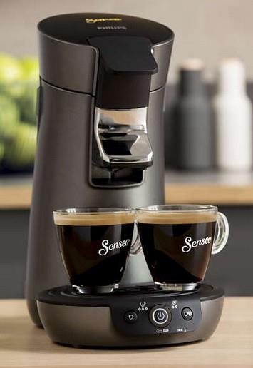 philips senseo viva caf style finesse et l gance. Black Bedroom Furniture Sets. Home Design Ideas