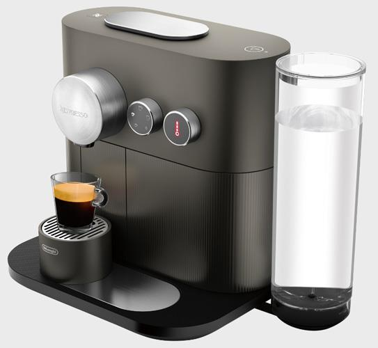 Nespresso expert la machine caf au design pur conseils d 39 experts - Nouvelle machine a cafe ...