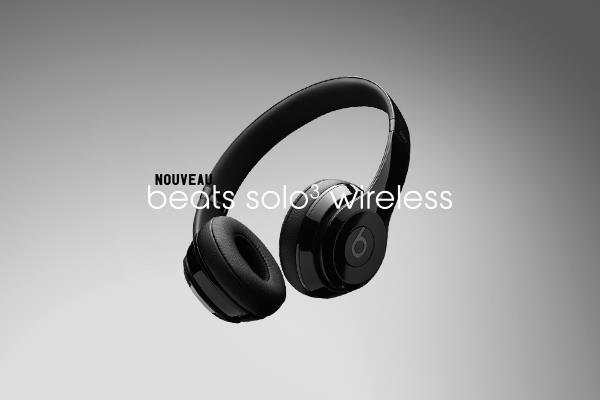 Découvrez Le Nouveau Casque Beats Solo 3 Wireless En Vidéo