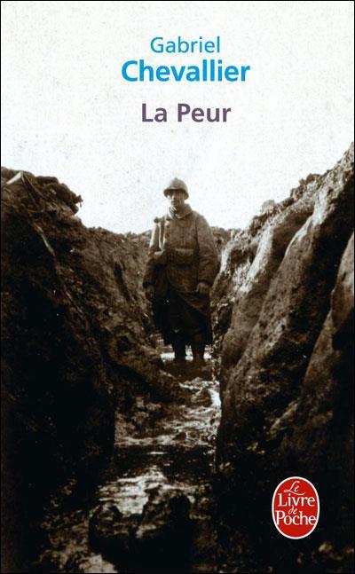 La peur-Gabriel Chevalier