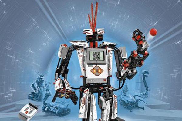 La révolution robotique Lego Mindstorms EV3 est en marche ...