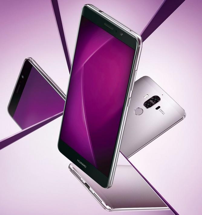 Huawei mate 9 le nouveau ma tre des smartphones grand for Ecran dalle mate
