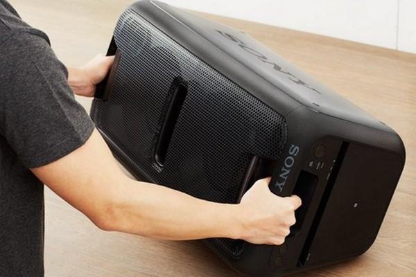 enceinte bluetooth sony gtkxb7b optez pour le haut de gamme styl conseils d 39 experts fnac. Black Bedroom Furniture Sets. Home Design Ideas