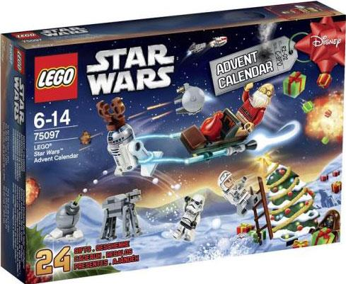 Calendrier De L Avent Lego Star Wars Carrefour.Top Des Calendriers De L Avent Conseils D Experts Fnac