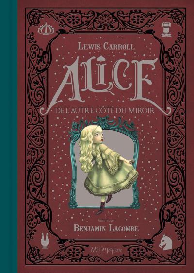 Alice de l 39 autre c t du miroir la splendeur de l for L autre cote du miroir