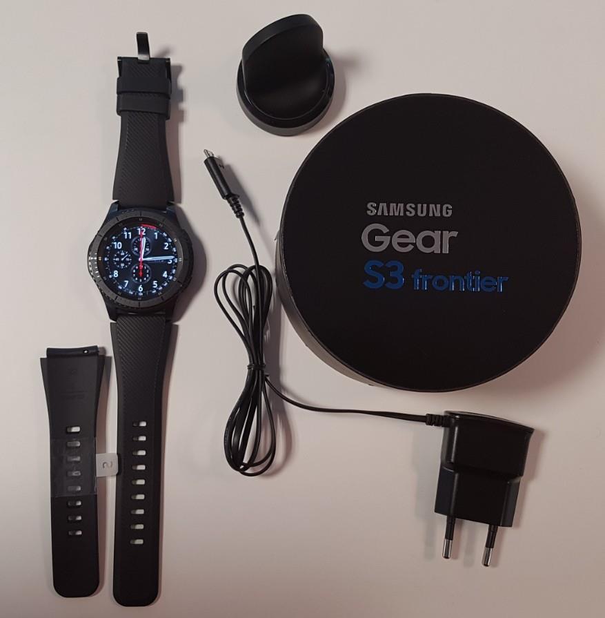 samsung gear s3 la nouvelle reine des montres connect es. Black Bedroom Furniture Sets. Home Design Ideas