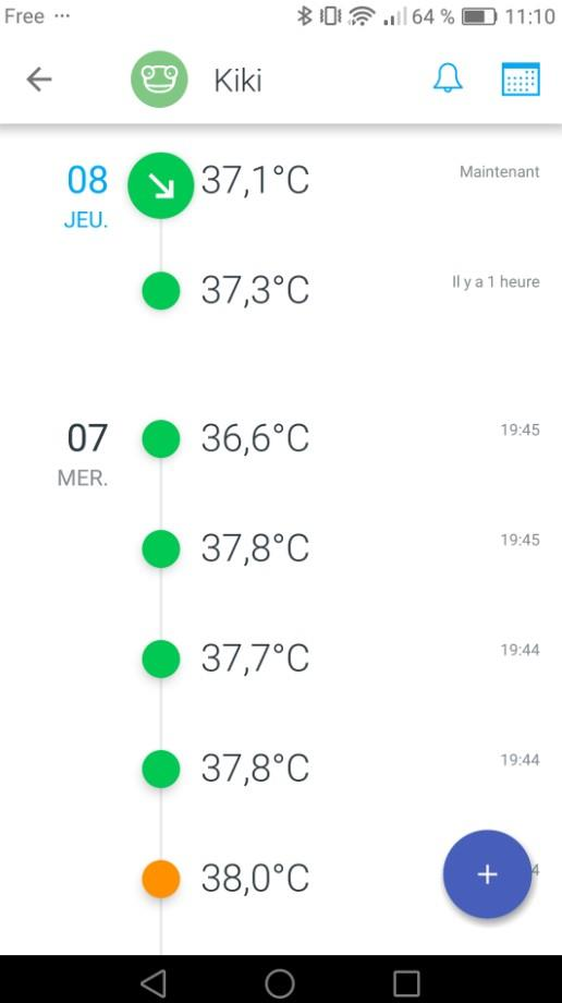 withings thermo un joli thermom tre high tech et connect conseils d 39 experts fnac. Black Bedroom Furniture Sets. Home Design Ideas